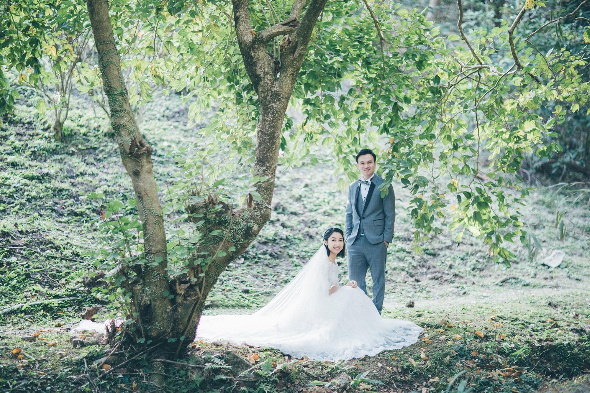 Claudia & Alan Pre Wedding