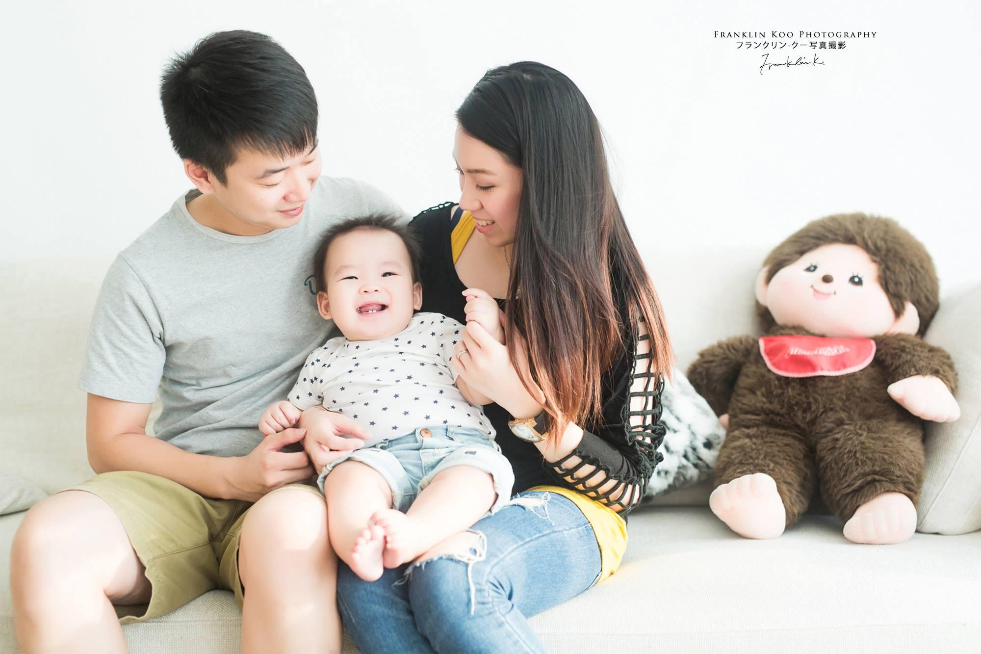 Heylie & Shing Family Photo