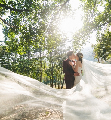 Nicole & Stamley Wedding Day
