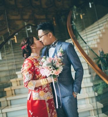 Emma & Mun Wedding Day