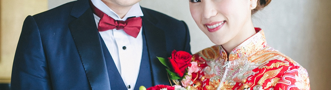 Caroline & Chak Wedding Day